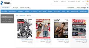 Digital publisher Zinio extends its UNITY platform to 9 international markets